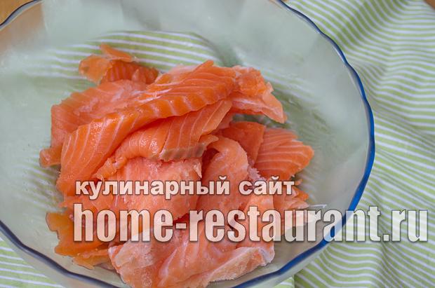 рецепт финского супа из красной рыбы