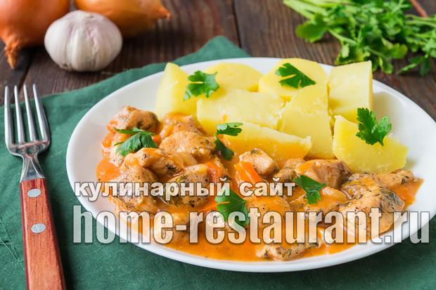 Свинина карбонат в духовке в фольге рецепты с фото