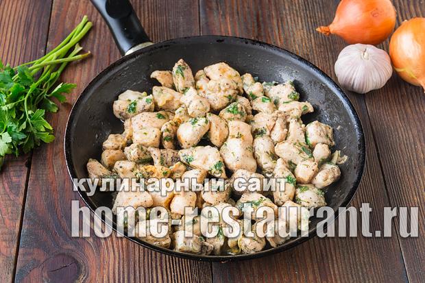 Рецепт маринованной капусты с фото