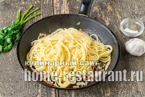 Рецепт соус карбонара классический рецепт