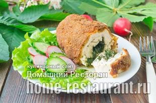 Котлеты по-киевски рецепт с пошаговым фото_10