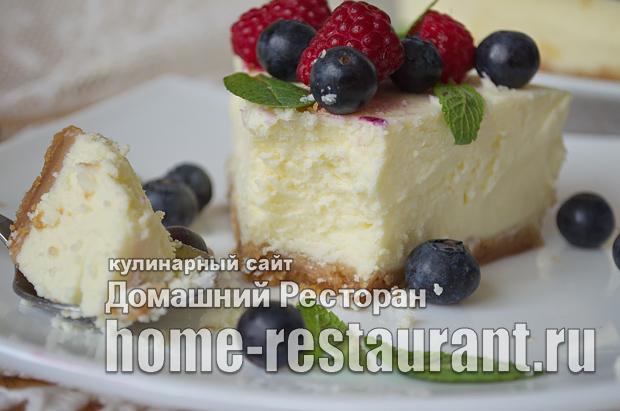 Творожный чизкейк в домашних условиях рецепт с фото  _22