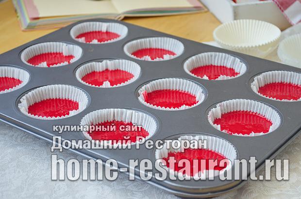 Капкейки рецепт для начинающих