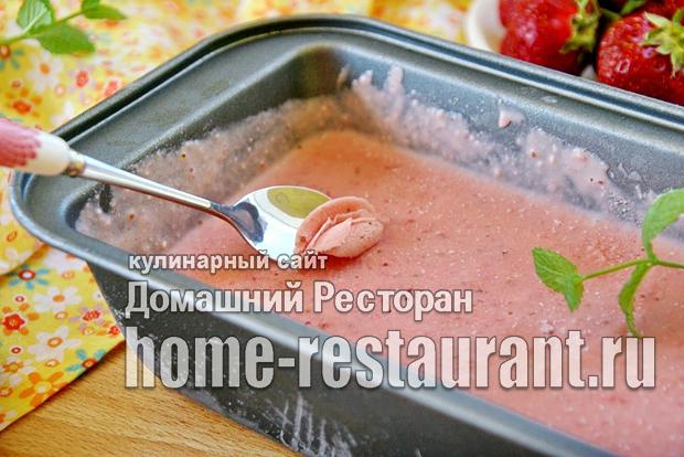 Клубничное мороженое со сгущенкой фото_9