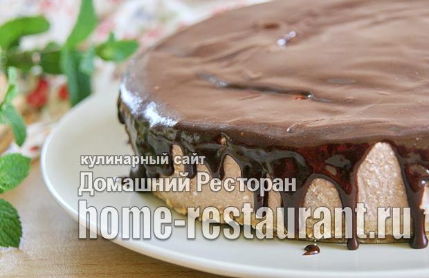 Творожный торт без выпечки фото_05