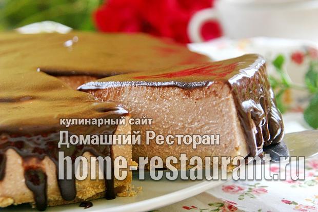 Творожный торт без выпечки фото_06