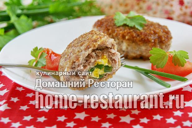 Зразы мясные с яйцом рецепт с фото   _04