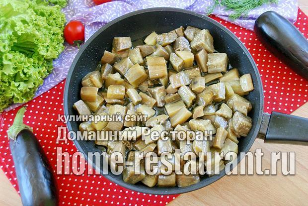 как приготовить баклажаны как грибы на сковороде