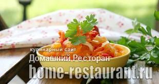 Салат из болгарского перца на зиму с морковью фото_1