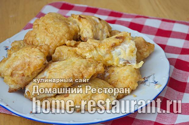 Рыба в кляре пошаговый рецепт с фото  _09
