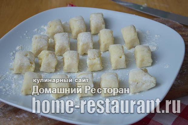 Ленивые вареники с картошкой фото_09