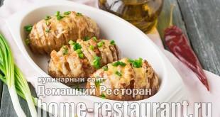 Картошка-гармошка в духовке фото_2