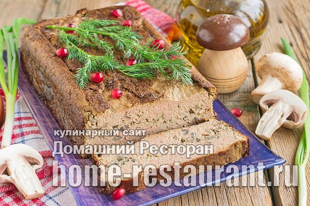 Суфле из печени в духовке фото_09