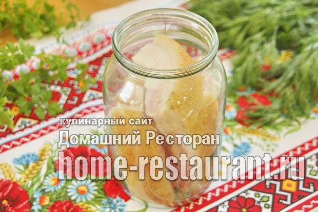 Сало в рассоле самый вкусный рецепт  _1