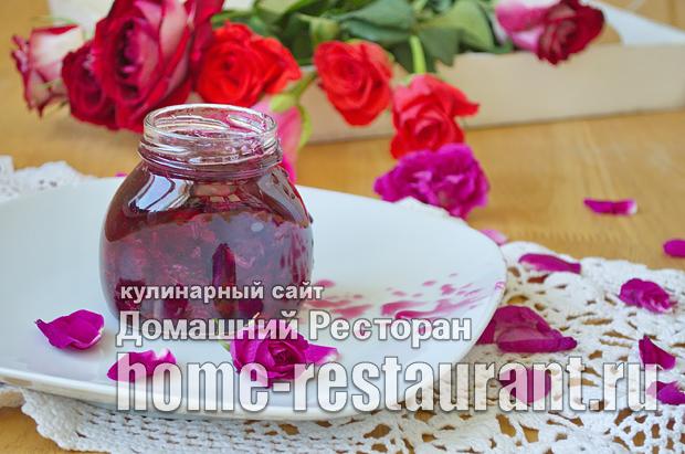 варенье из лепестков роз фото_10