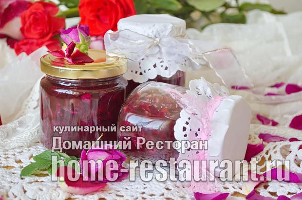 варенье из лепестков роз фото_11