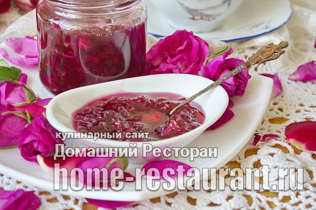 варенье из лепестков роз фото_12