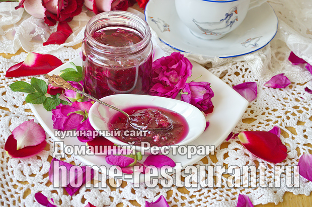 варенье из лепестков роз фото_15