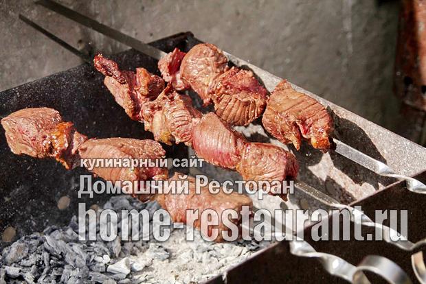 Шашлык из говядины фото_07