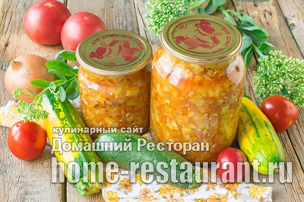 Овощное рагу на зиму фото_06