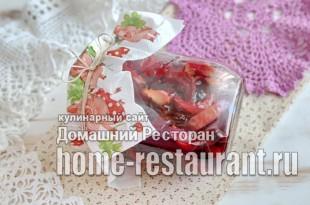 Варенье из яблок и черноплодной рябины фото_8