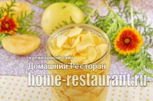Заготовка из яблок для пирогов фото_2