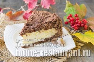 Торфяной пирог с творогом фото_04