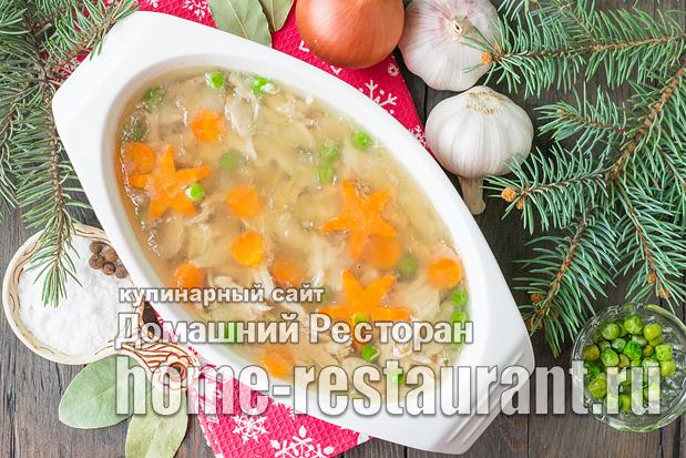 Куриный холодец с желатином фото, фото рецепт Куриного холодца с желатином